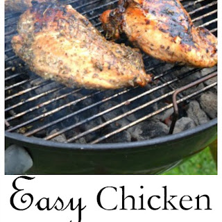 Easy Chicken Marinade for Grilling
