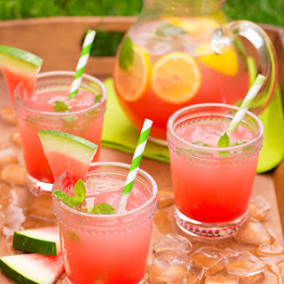 Watermelon Lemonade
