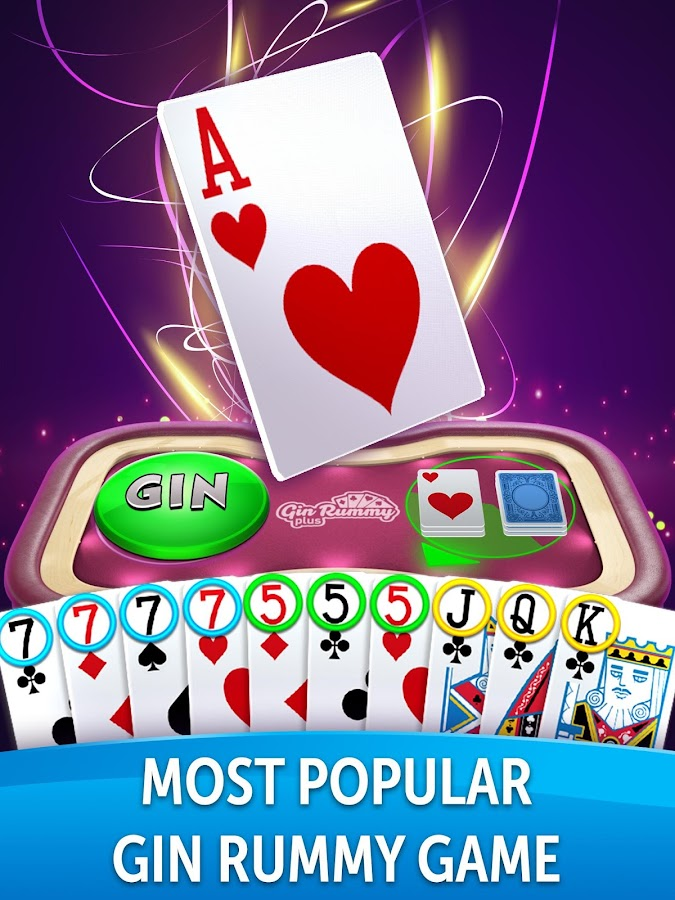 Gin Rummy Plus Screenshot 12