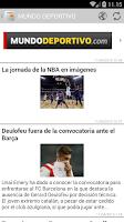 Screenshot of Premsa catalana