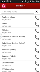 Owens Community College Mobile - screenshot