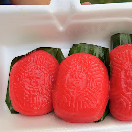 Red Tortoise Cake  by Dennis  Ng - Food & Drink Candy & Dessert (  )