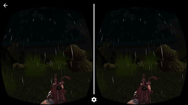 VR ZOMBIE SURVIVOR apk screenshot