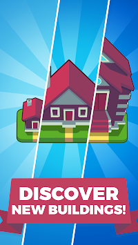 Merge Town! apk screenshot