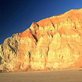 Big  by Gil Reis - Nature Up Close Rock & Stone ( beaches, cliffs, nature, sunset, places, portugal, rocks )