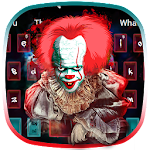 Joker Clown Keyboard Icon