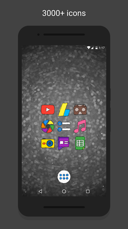 Drawon - Icon Pack Screenshot 1