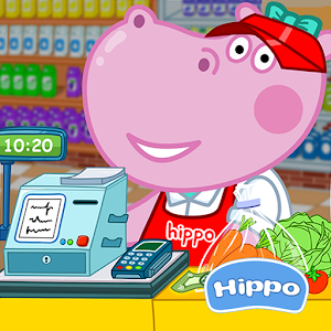 Cashier in the supermarket. Games for kids For PC (Windows & MAC)