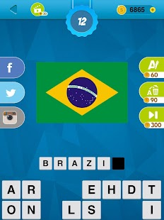 Download Android Game Flags Quiz Game for Samsung