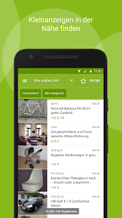 App eBay Kleinanzeigen for Germany APK for Windows Phone