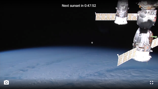 ISS HD Live | For family Screenshot
