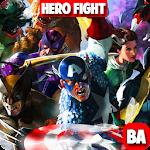 Superheros Fighting Street Beatem Icon
