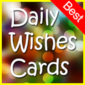 App Daily Wishes Cards && All Greeting Cards apk for kindle fire