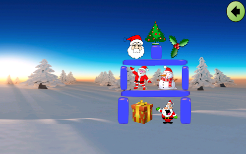 Christmas Throw Game - FREE! - screenshot