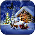 Free Christmas Night Live Wallpaper APK for Windows 8
