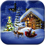 Christmas Night Live Wallpaper 1.0 Apk
