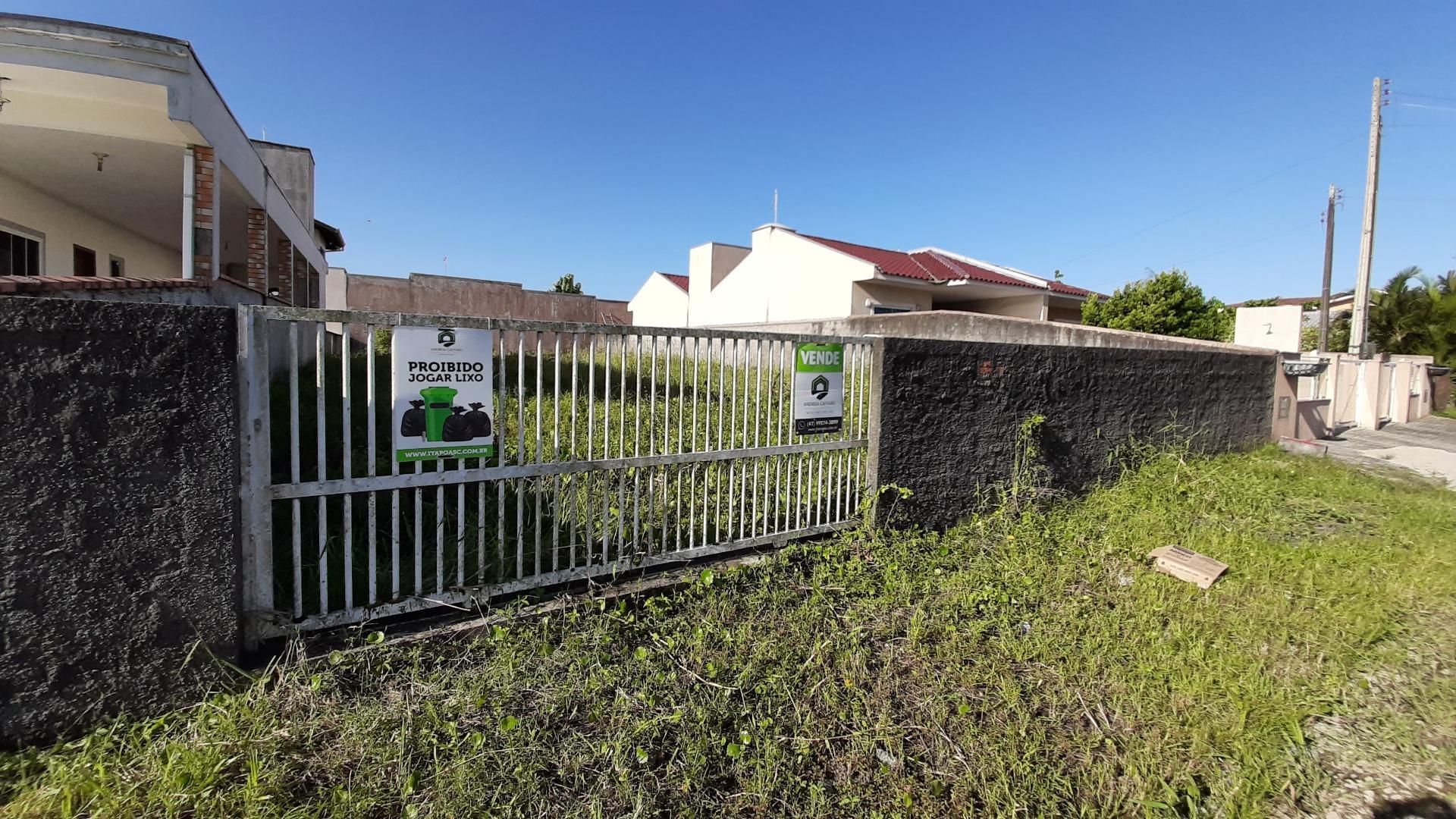 Terreno à venda, 360 m² por R$ 150.000,00 - Itapema do Sai II - Itapoá/SC