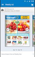 Screenshot of Walmart