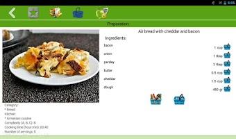 Screenshot of Unsweet Baking