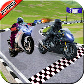 Bike Race Stunt Attack - Motorcycle Death Racing APK for Bluestacks