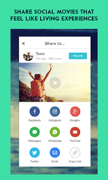 Magisto Video Editor & Maker APK screenshot thumbnail 5