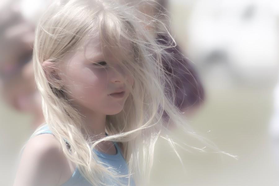 by David  Clayton - Babies & Children Children Candids ( candid, natural light, blonde, girl, cute,  )