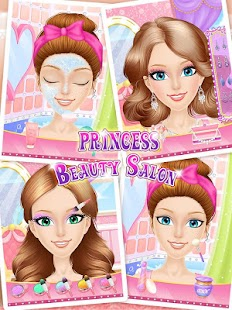 Free Download Princess Beauty Salon APK for Samsung