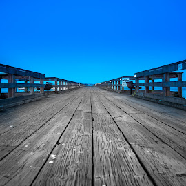 Pier  by Darren Sutherland - Buildings & Architecture Bridges & Suspended Structures