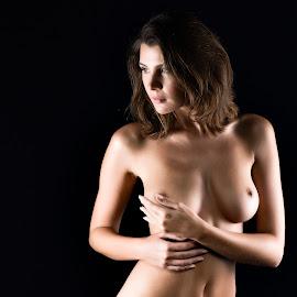 © Rampix Photography by Riaan Rampix - Nudes & Boudoir Artistic Nude ( studio, olga kaminska, nude, rampix photography, fine art, @rampix_mk, saracen, #rampix )
