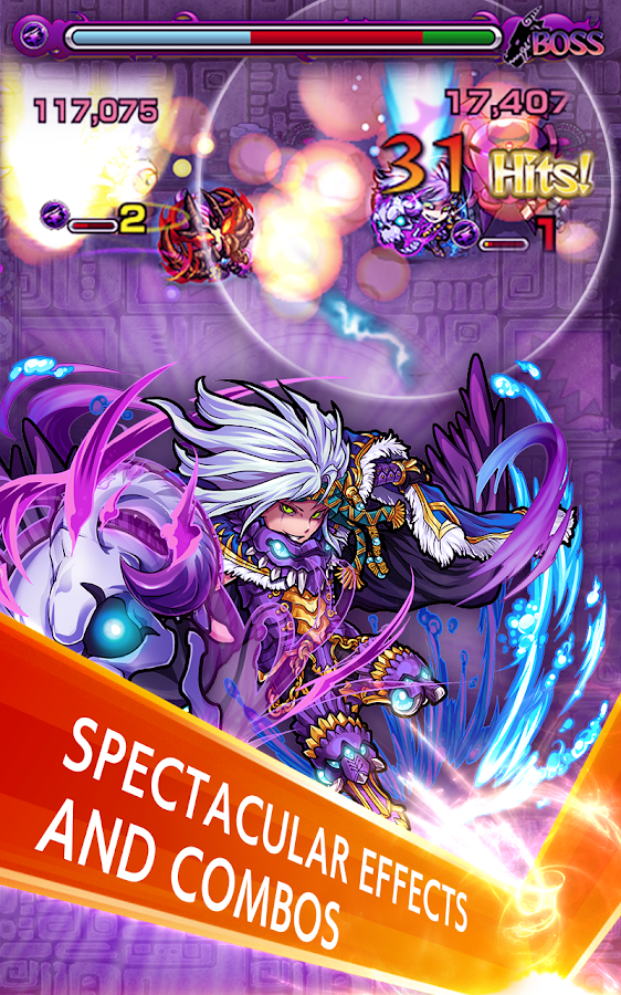 Monster Strike Screenshot 13