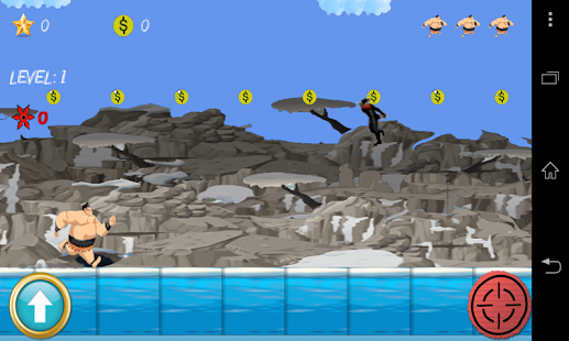The Sumo Ninja 2 - screenshot