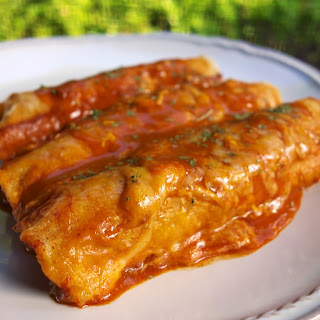 Beef Bean Enchiladas Recipes