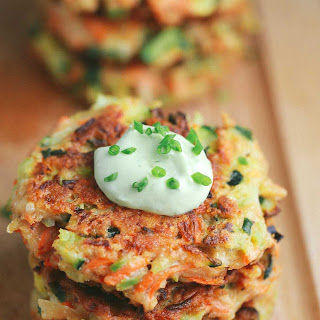 Healthy Vegetable Fritters Recipes