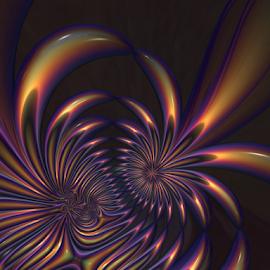 by Cassy 67 - Illustration Abstract & Patterns ( digital art, flowers, fractal, digital, fractals, flower )