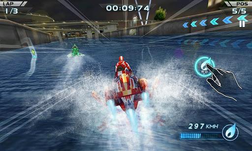 Powerboat Racing 3D screenshot 2