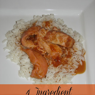 Easy 4 Ingredient Hawaiian Chicken