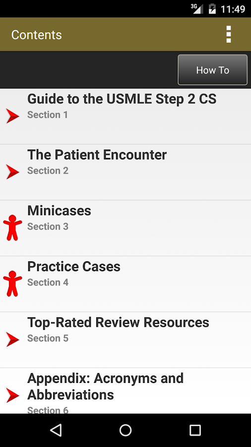 First Aid USMLE Step 2 CS 5/E Screenshot 1
