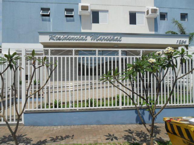 Apartamento à Venda - Parque Industrial