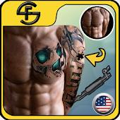 App 3D Tattoo, Photo Editor HD APK for Kindle