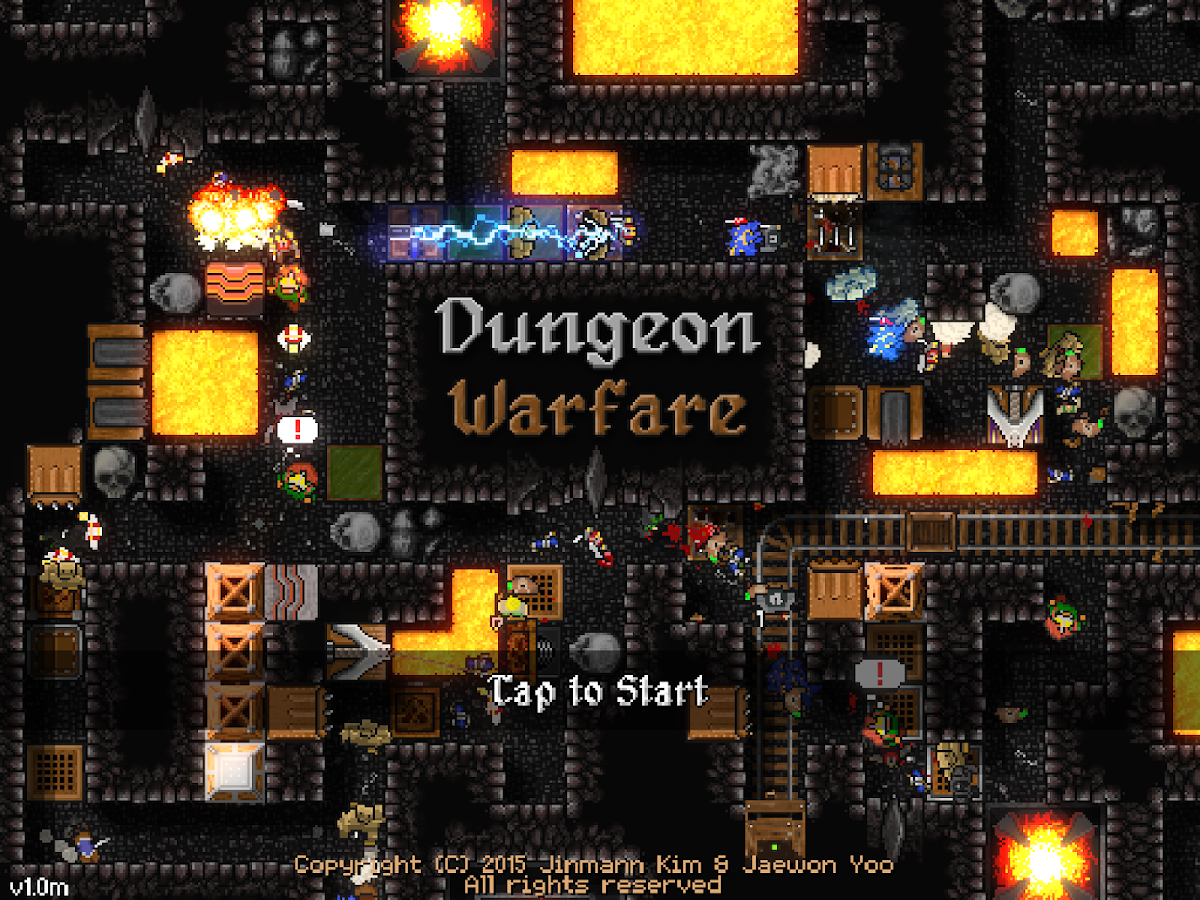Dungeon Warfare Screenshot 16