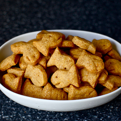 Whole Wheat Goldfish Crackers
