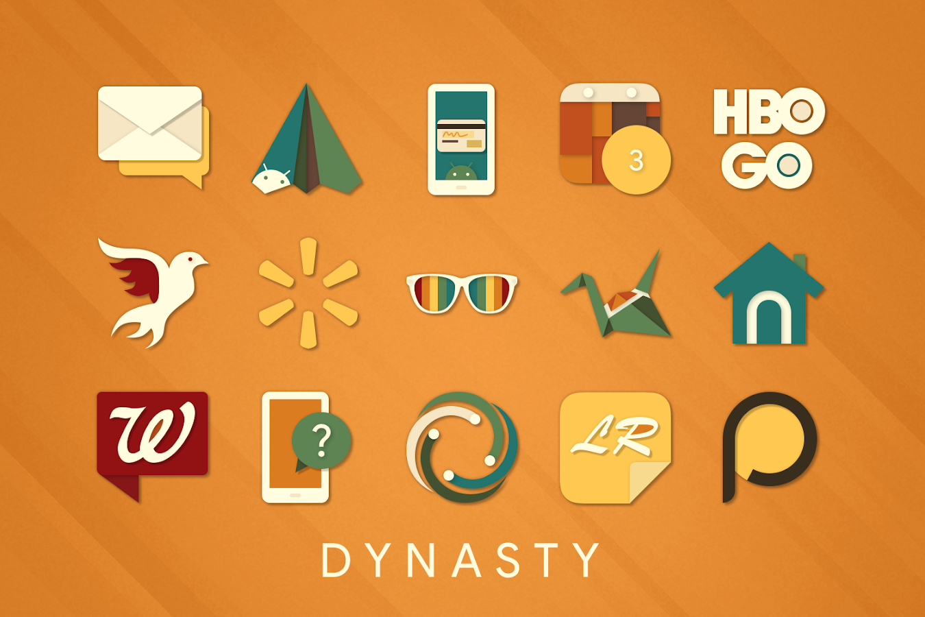 Dynasty Icon Pack Screenshot 15