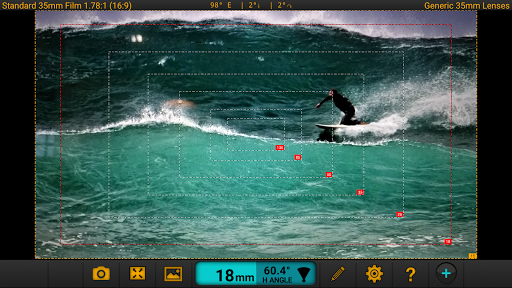 Artemis Directors Viewfinder - screenshot