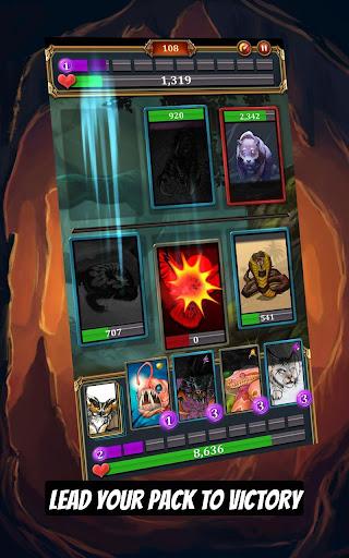 CCG Deck Adventures Wild Arena: Collect Battle PvP screenshot 8
