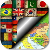 Guess whose flag or capital APK for Bluestacks