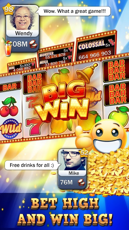 Slots™ Huuuge Casino Screenshot 2