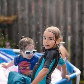 Summer by Jenna Dunnington - Babies & Children Children Candids