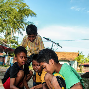 playing forever by Bhako N Bhako - Babies & Children Children Candids