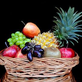 Fruit busket by Asif Bora - Food & Drink Fruits & Vegetables