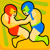 Game Wrestle AHEAD APK for Kindle